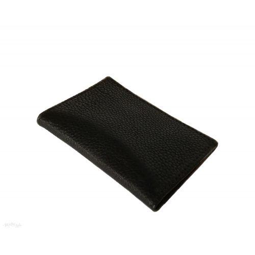 Mini kártyatartó - Fekete